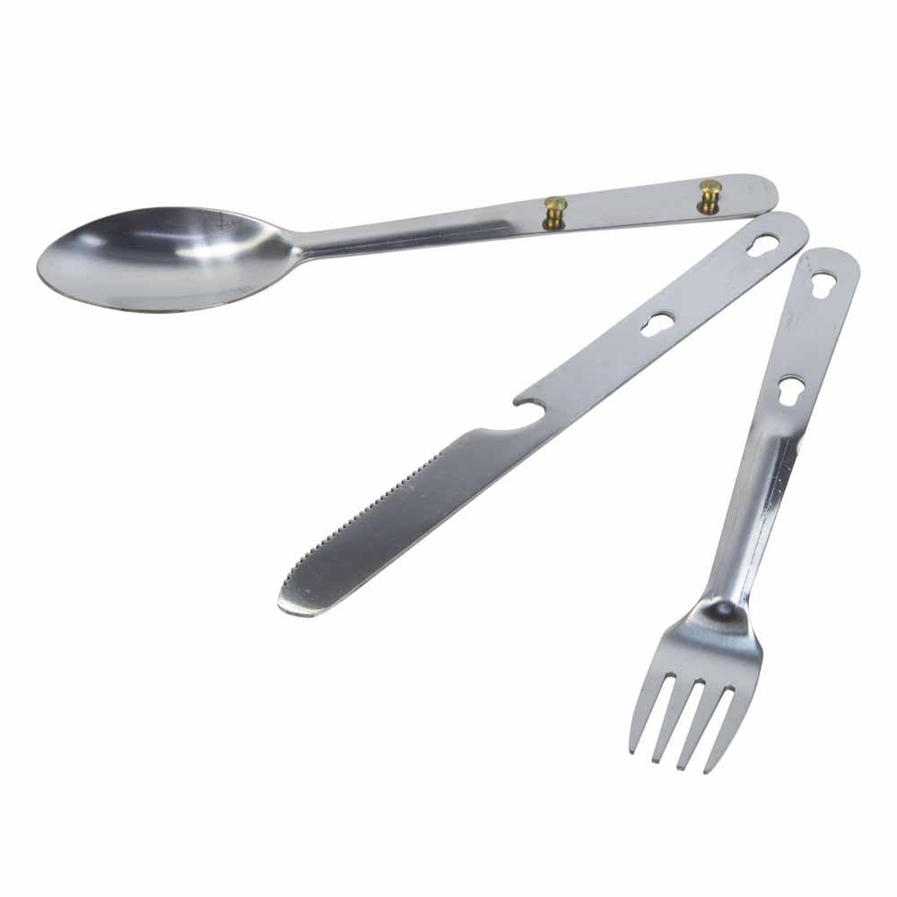 Conjunto Cubiertos Regatta Steel Cutlery Set. RCE129