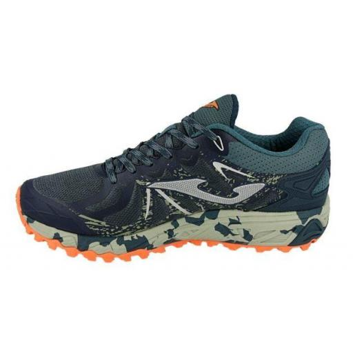 Zapatilla trail Joma TK. Sierra Men 903 Marino. [1]