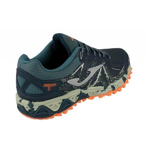 Zapatilla trail Joma TK. Sierra Men 903 Marino. [2]