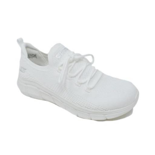 Skechers Bobs B Flex - Color Connect. White. 117121/WHT. [2]