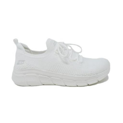 Skechers Bobs B Flex - Color Connect. White. 117121/WHT. [0]