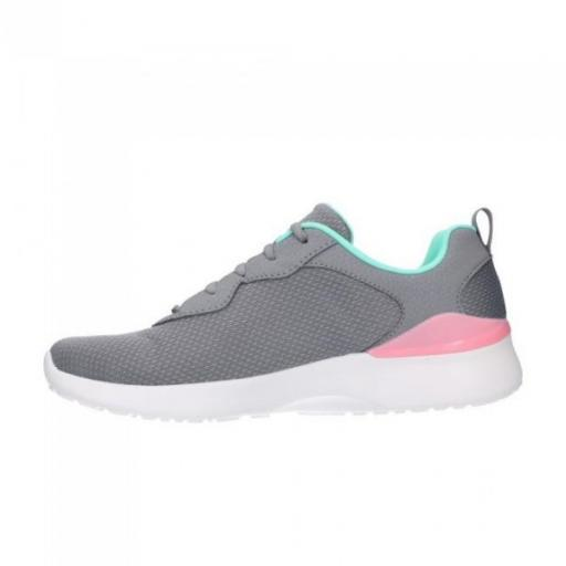 SKECHERS Skech-Air Dynamight-Radiant Choice. 149346/GYMN. Gray/mint. [3]