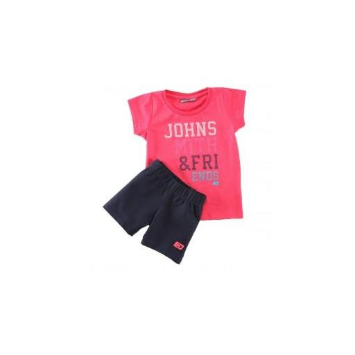 CONJUNTO JOHN SMITH BLAM
