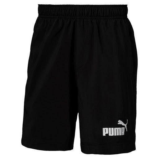 Pantalón Corto niño Puma Essentials Woven Shorts B. Black. 852114 01
