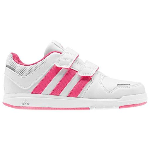 ZAPATILLA TRAINING NIÑA ADIDAS LK TRAINER 6 CF K .