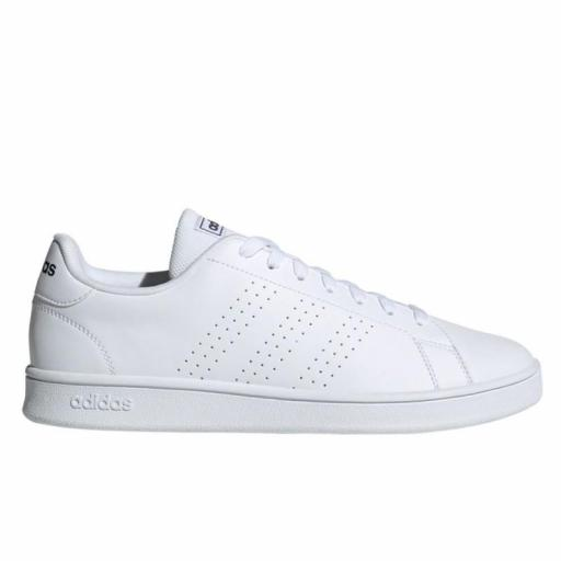 Zapatillas Casual Adidas Advantage Base. White EE7691