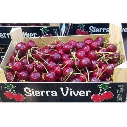 Cerezas Sierra Viver