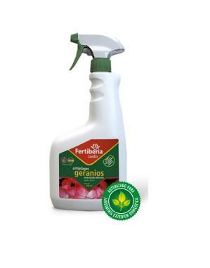 Insecticida Antiplagas Geranio