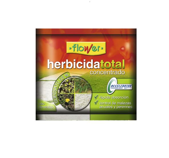 Herbicida Total Concentrado Flower