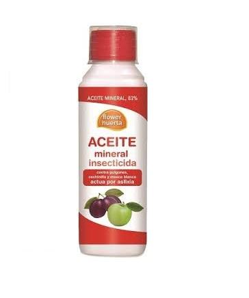 Insecticida Aceite Mineral
