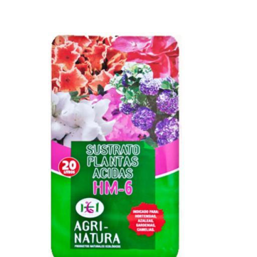 Sustrato Plantas Ácidas HM-6