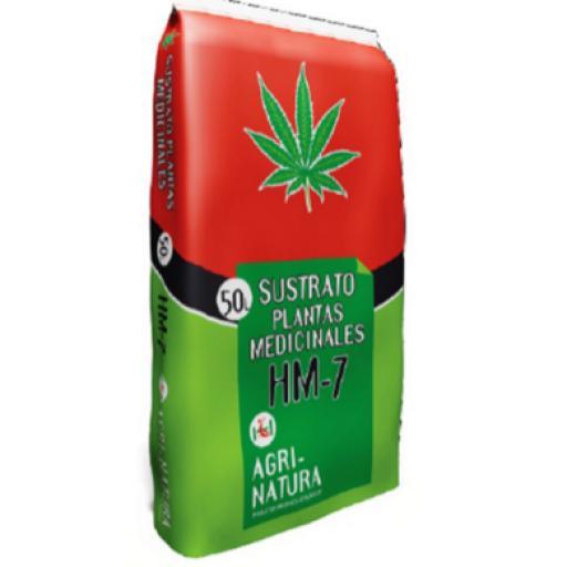Sustrato Plantas Medicinales HM-7