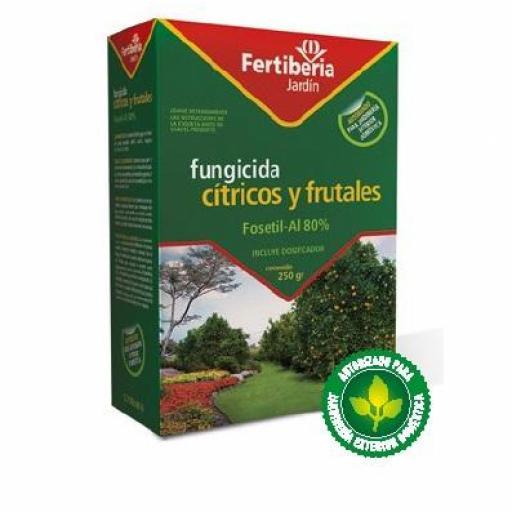 Fungicida Cítricos y Frutales