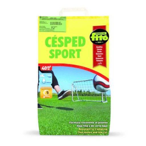 Semilla Césped Sport [1]