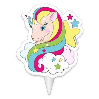 Vela unicornio