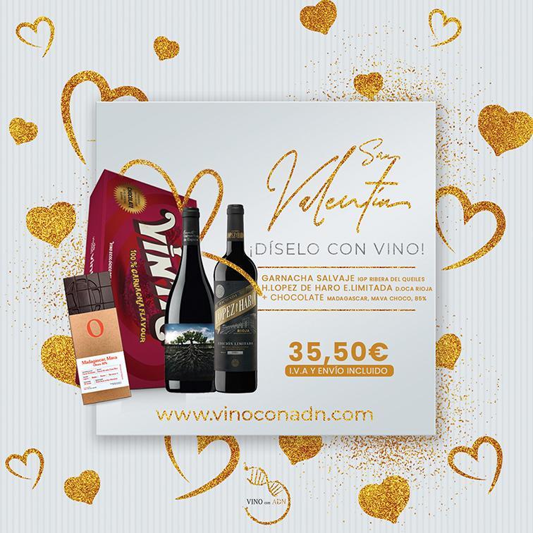 Lote 1 San Valentín