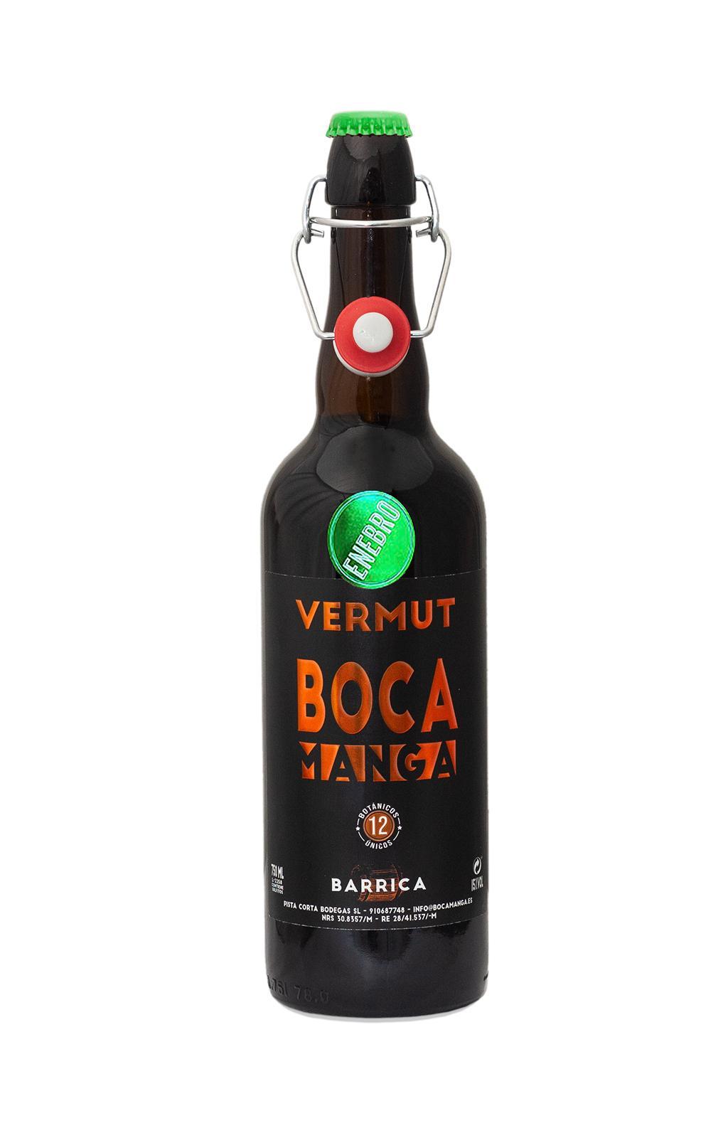 Vermut Bocamanga al Enebro