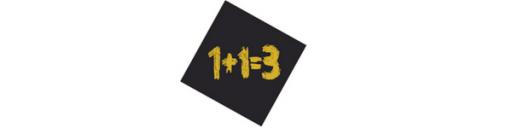 1+1=3 (U Més U Fan Tres)