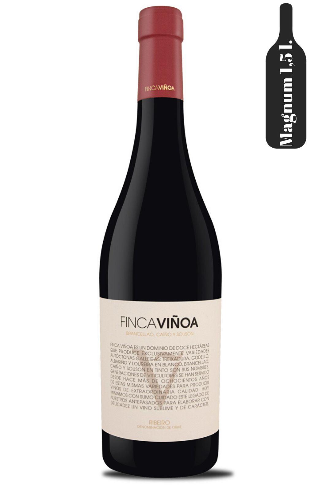 Finca Viñoa Tinto Magnum