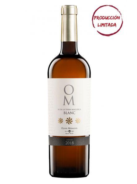 OM Blanc Oliver Moragues