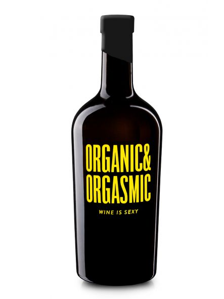 Organic & Orgasmic Tempranillo Reposado