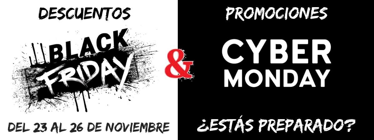 Llega el Black Friday & Cyber Mondey a VinoconADN