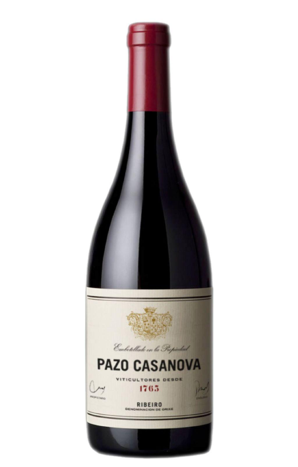 Pazo Casanova Tinto 2018