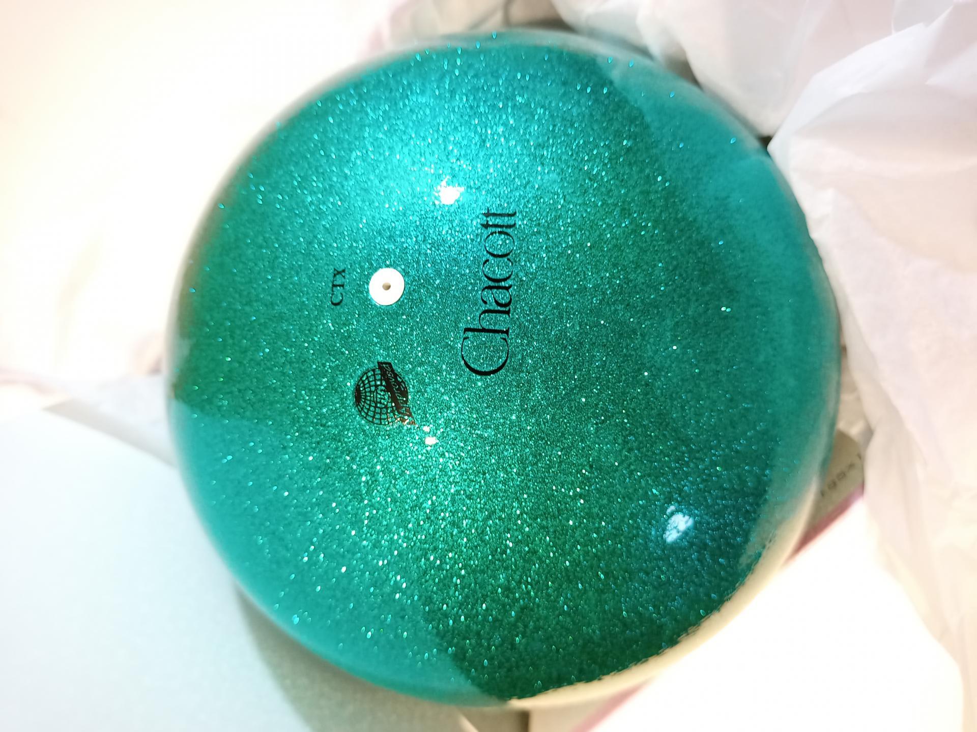 Pelota Chacott Jewelry Esmerald Green 537, 185mm