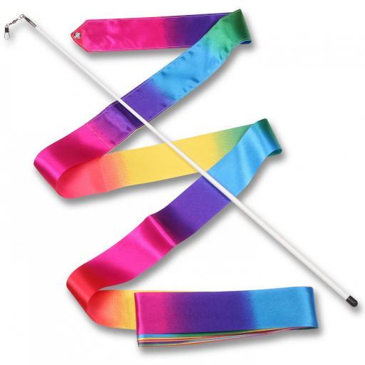 Cinta multicolor 6m con Varilla 56 cm, Indigo [2]