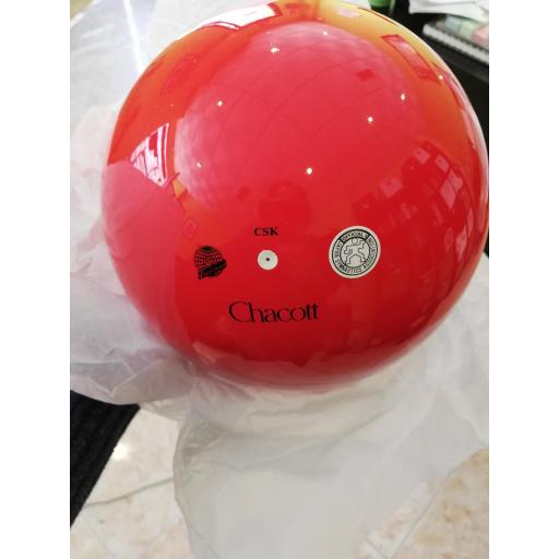 Pelota Chacott Lisa, Red 052, 170 mm