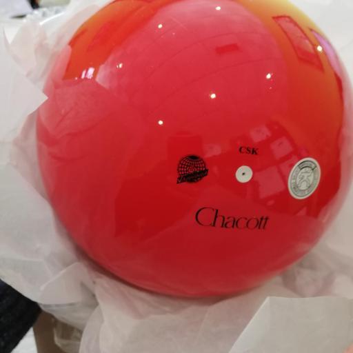 Pelota Chacott Lisa, Red 052, 185 mm [1]