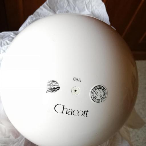 Pelota Chacott Lisa, White 000, 185 mm