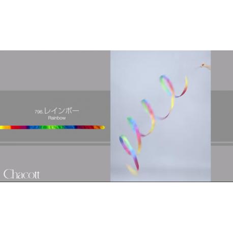 Cinta Chacott 5m, Rainbow 796