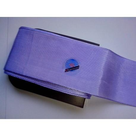 Cinta VENTURELLI lisa 6 mts, Púrpura