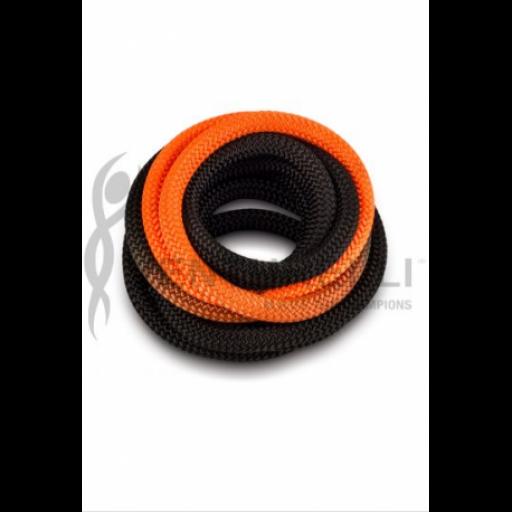 Cuerda VENTURELLI, Degradada Negro-Naranja  [1]