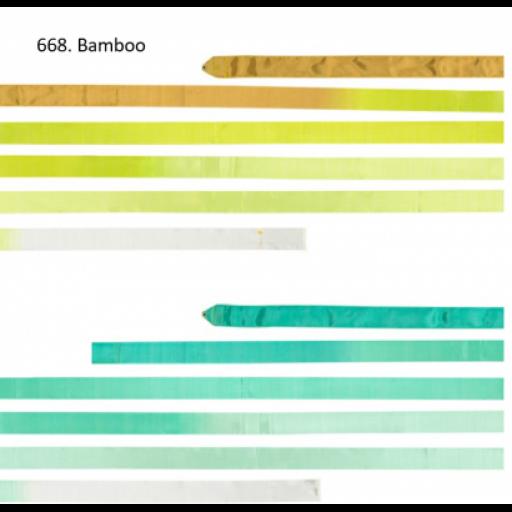 Infinity Ribbon Chacott Bamboo 668, 5m [0]