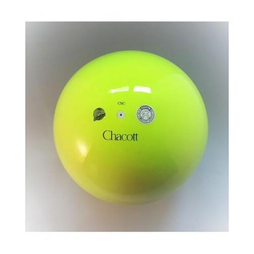 Pelota Chacott Lisa, Lemon Yellow 062, 170 mm
