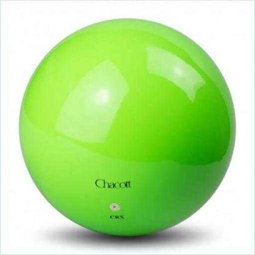 Pelota Chacott Lisa,  Lime Green 032, 185 mm