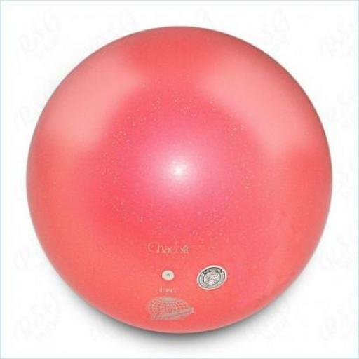 Pelota Chacott Prisma Honey Pink 642, 185 mm