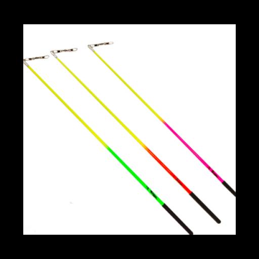 Varilla VENTURELLI , 59 cm, Color, de fibra con puño y funda  [1]