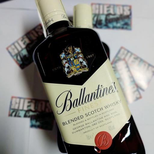BALLANTINES [0]