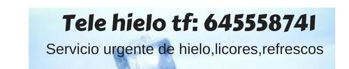 Servicio urgente para bares, restaurantes , discotecas y catering en Madrid