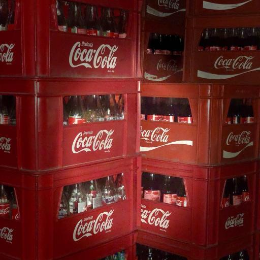 Caja Coca cola Retornable 24 Unidades