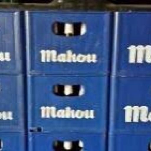Caja de botellines de Mahou 30 unidades