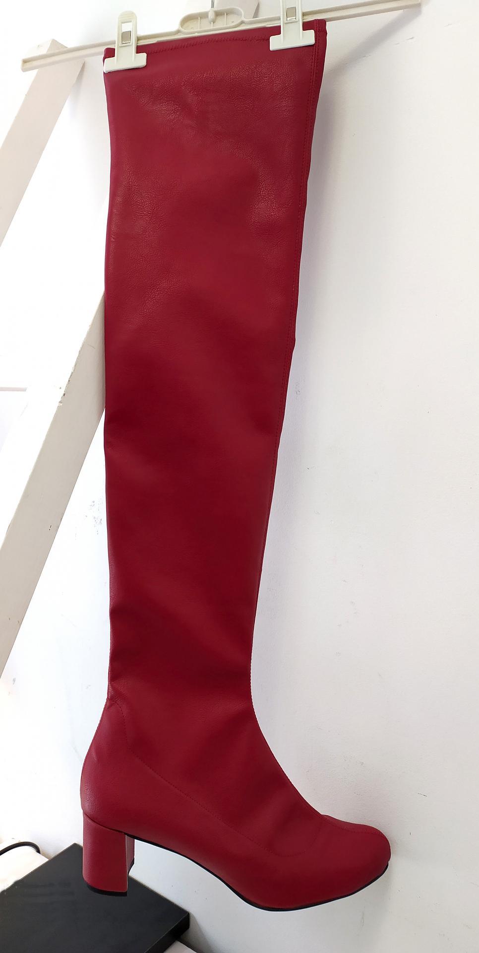 Bota mosquetera personalizada