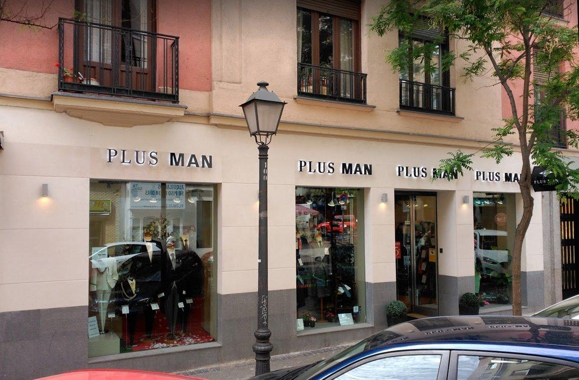 Plus man calle Hermosilla