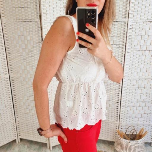 Blusa Blanca Mía [3]