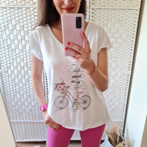 Camiseta Bici World [1]