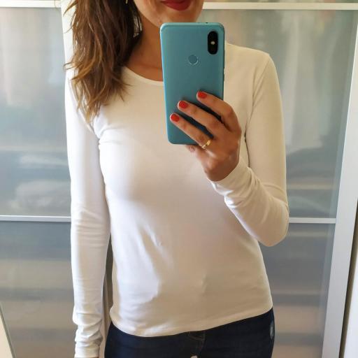 Camiseta Blanca  [1]