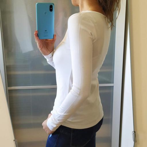 Camiseta Blanca  [2]